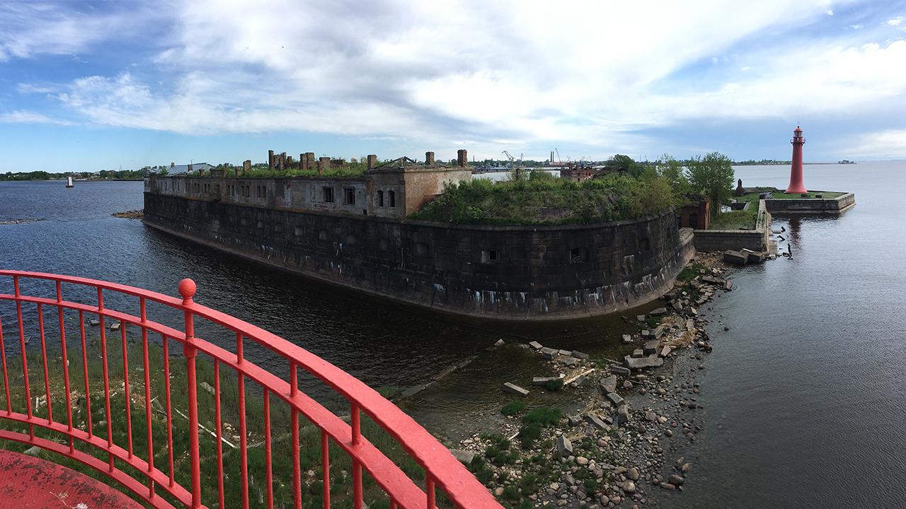 Николаевская батарея форта